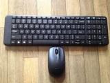 Keyboard Mouse wireless karaoke mk220