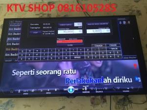 KTV SHOP Bissnis Program (untuk dibawah 5 room) otoritas password